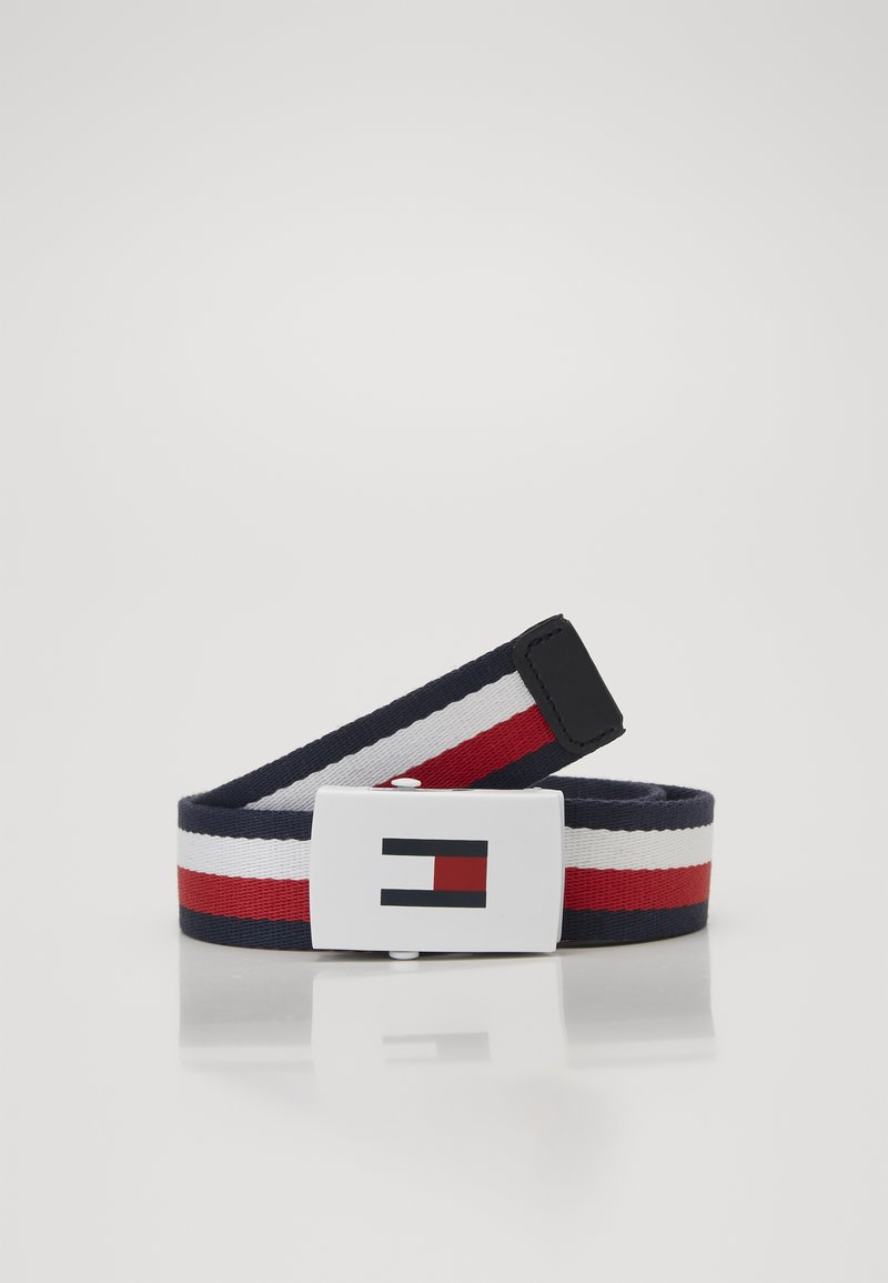 Tommy Hilfiger - PLAQUE BELT - Cinturón - multi