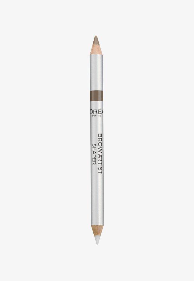 BROW ARTIST SHAPER - Augenbrauenstift - 02 blonde
