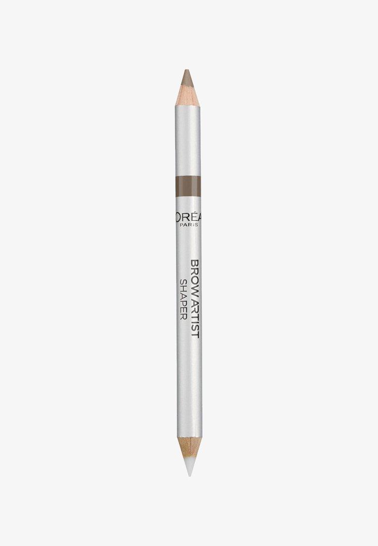 L'Oréal Paris - BROW ARTIST SHAPER - Eyebrow pencil - 02 blonde