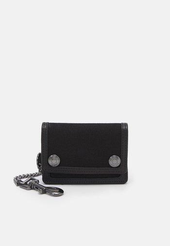 CHESTER UNISEX - Peněženka - black