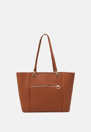 Shopper - cognac
