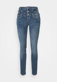 Liu Jo Jeans - RAMPY - Jeans slim fit - denim blue dazed wash - 3