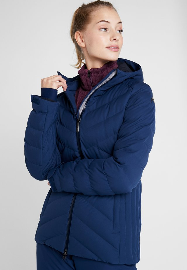 SABRINA JACKET - Laskettelutakki - dark blue