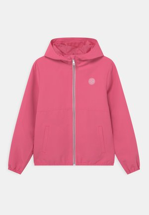 NKNMIZAN UNISEX - Light jacket - hot pink