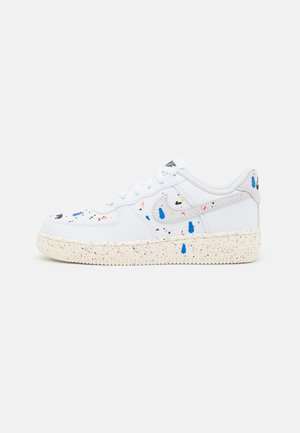 FORCE 1 LV8 3 UNISEX - Sneakers laag - white/sail