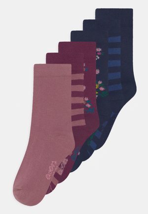 6 PACK - Calcetines - multi-coloured