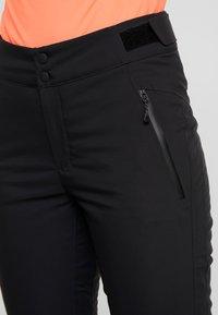 Bogner Fire + Ice - MAILA - Spodnie narciarskie - black - 5