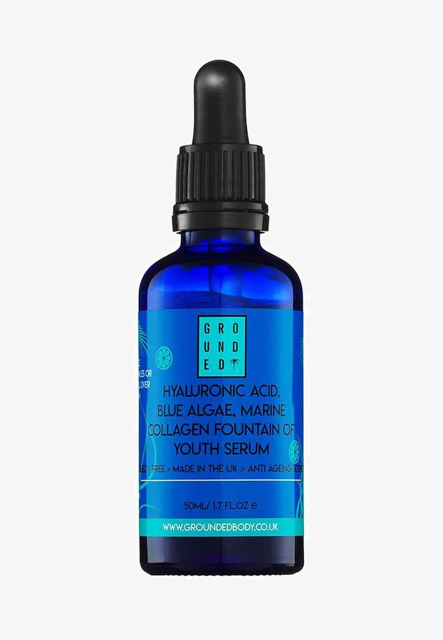 BLUE ALGAE AND HYALURONIC ACID SERUM  - Serum - -