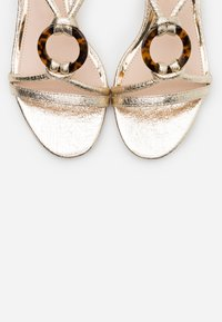 Head over Heels by Dune - JANIITA - Sandals - gold - 5