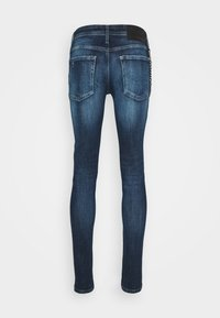 Antony Morato - IGGY TAPERED FIT IN CROSS STRETCH - Slim fit jeans - blu denim - 1