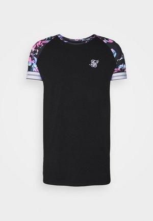HAWAII STATUS TECH TEE - Print T-shirt - black