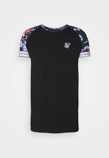 HAWAII STATUS TECH TEE - T-shirt con stampa - black