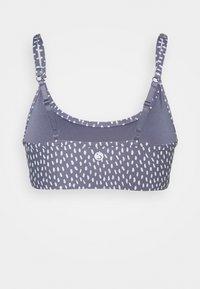 Cotton On Body - WORKOUT YOGA CROP - Sujetadores deportivos con sujeción ligera - blue - 8