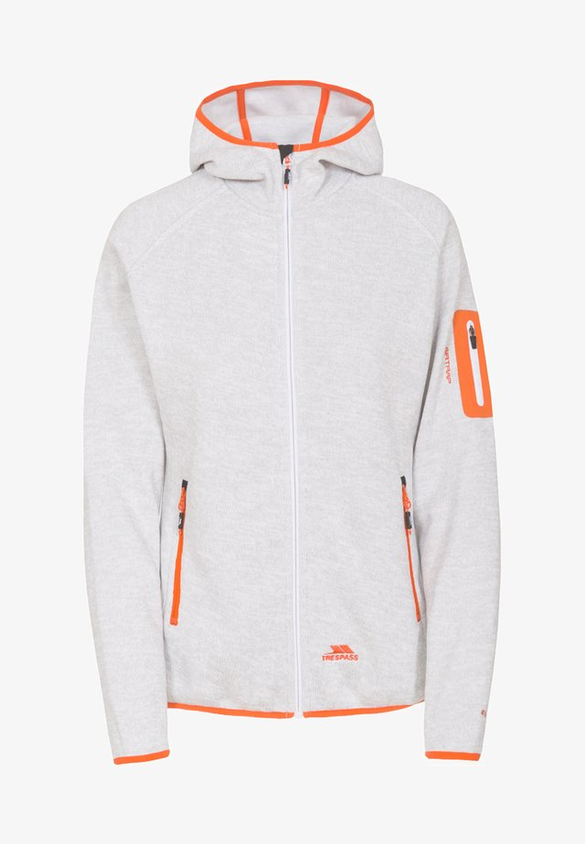 MONA LISA - Zip-up hoodie - grey