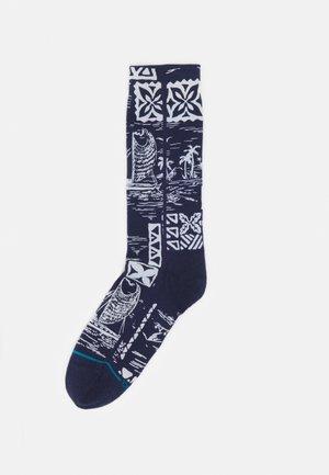 HAWAII PATTERN - Socks - blue