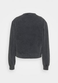 Trendyol - Sweatshirt - siyah - 1