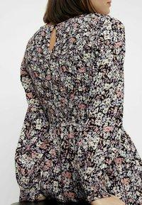 Pieces - Day dress - black 2 - 5