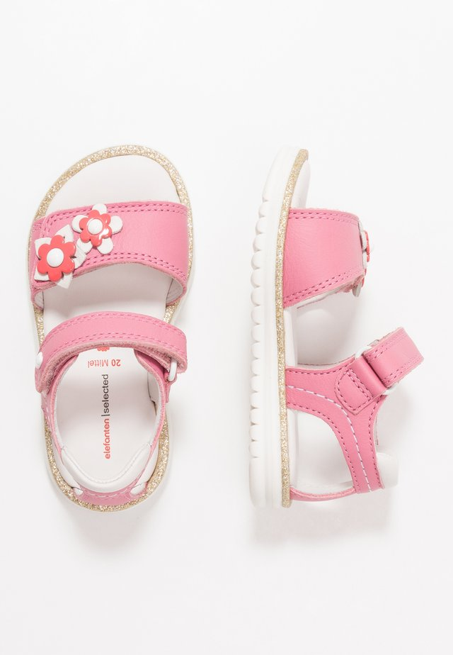 FABIANA - Baby shoes - pink