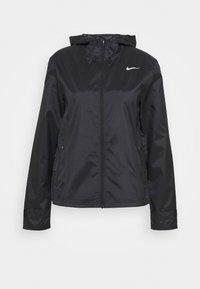 ESSENTIAL JACKET - Běžecká bunda - black