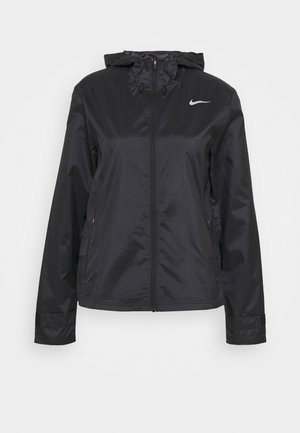 ESSENTIAL JACKET - Hardloopjack - black