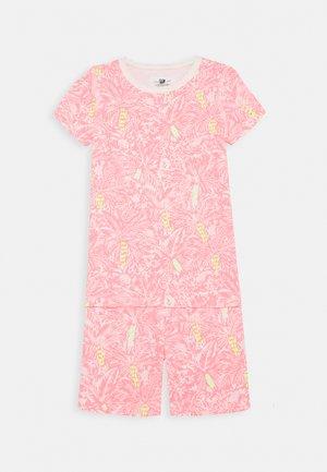 SLEEP - Pyjama set - ivory/pink