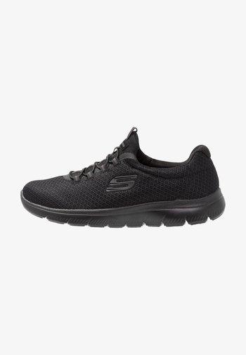 SUMMITS - Sneakers laag - black