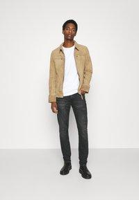 Schott - Leather jacket - rust - 1