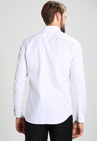 Selected Homme - SLHSLIMNEW MARK - Formální košile - bright white - 2