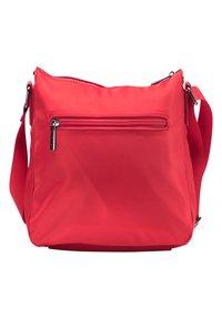 DreiMaster - Across body bag - red - 1