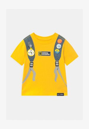 TODDLER BOY NATIONAL GEOGRAPHIC  - Print T-shirt - radiance