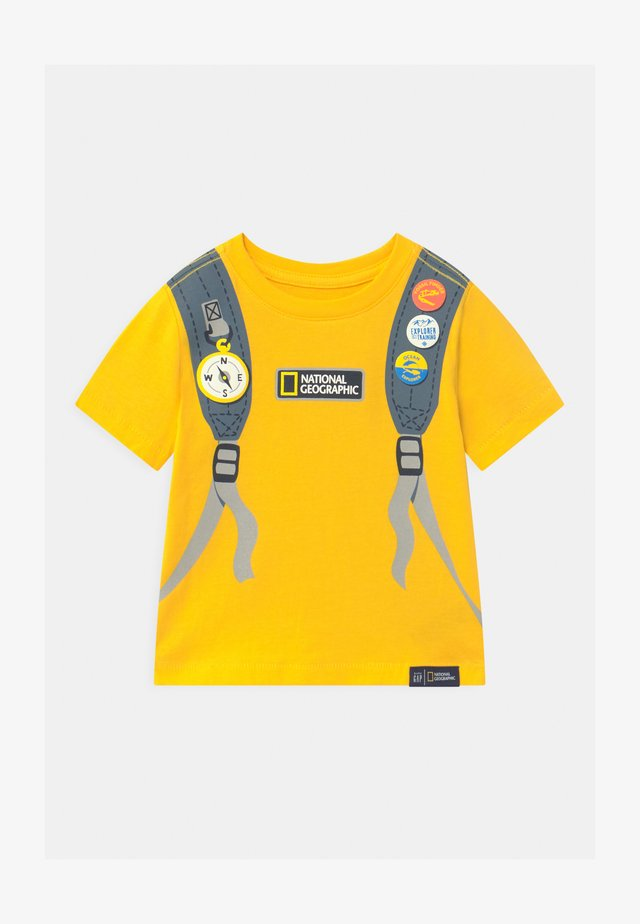 TODDLER BOY NATIONAL GEOGRAPHIC  - T-shirt con stampa - radiance