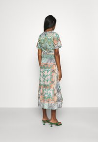 Never Fully Dressed - CORDELIA WRAP DRESS - Day dress - multi - 2