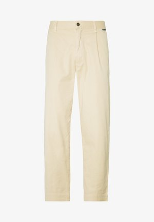 DAY OFF PANT - Chino kalhoty - dirty beige