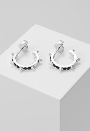 REBEL REBEL - Earrings - silver-coloured