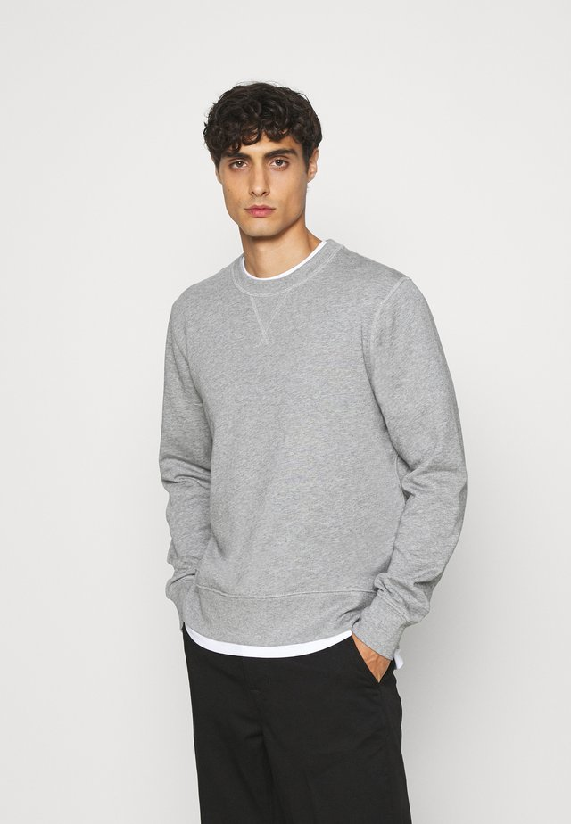 Sweatshirt - Sweatshirt - grey medium dusty