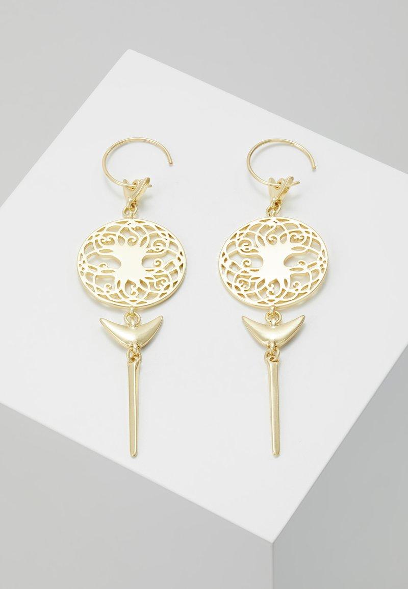 Pilgrim - EARRINGS - Øreringe - gold-coloured