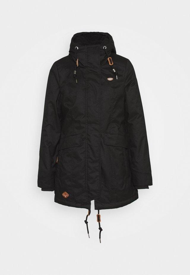 TUNNED - Veste d'hiver - black