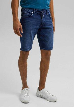 Jeansshort - blue medium washed