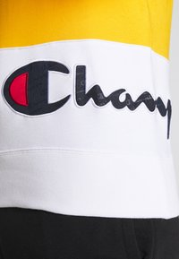 Champion - ROCHESTER CREWNECK BLOCK - Collegepaita - yellow - 5