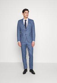 Bugatti - SUIT SET - Suit - jeans blue - 0
