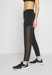 Nike Performance - PANT RUNWAY - Pantalones deportivos - black - 3