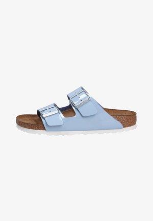 Mules - blau