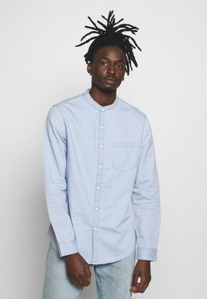 GRANDAD - Camicia - light blue