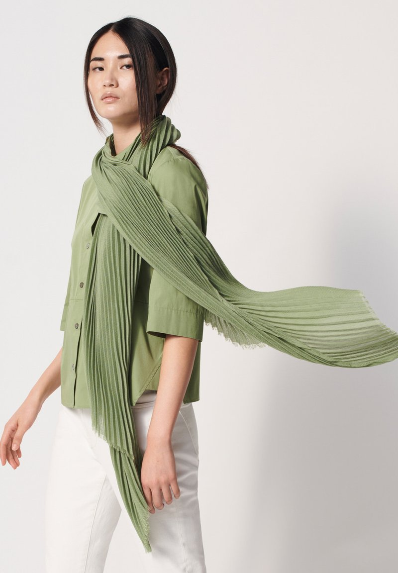 someday. - Scarf - green