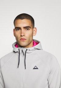 Burton - CROWN - Fleece jacket - iron gray - 3