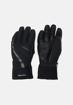 LADY GLOVE - Fingerhandschuh - black