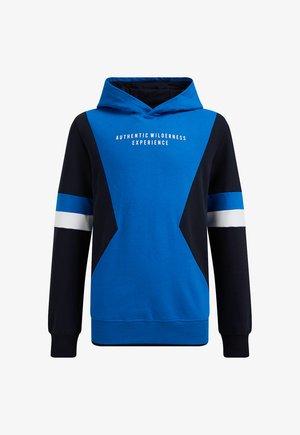 COLOURBLOCK - Sweat à capuche - blue