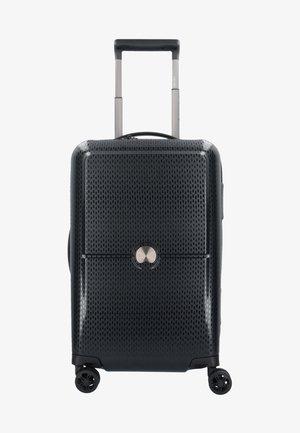 TURENNE - Wheeled suitcase - black