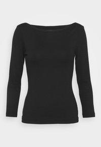 Zign - PREMIUM 3/4 Sleeve - Long sleeved top - black - 3
