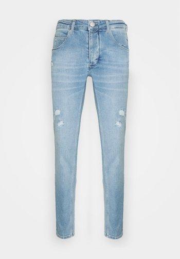 ALEX - Slim fit jeans - blue denim